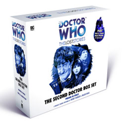 9.The Second Doctor Box Set