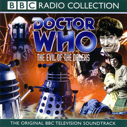 BBC radio Collection - The Evil of the Daleks (CD)
